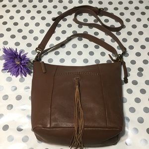 LUCKY BRAND hobo style bag